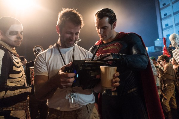 "Zack Snyder Says ""It Is What It Is"" In Light Of Negative Batman V Superman: Dawn Of Justice Reviews"