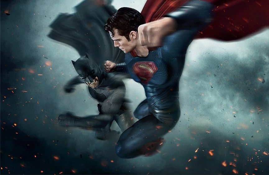 Concession Items Reveal New Batman V Superman: Dawn Of Justice Promo Art