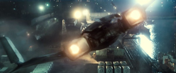 Here's The Batwing From Batman V Superman: Dawn Of Justice