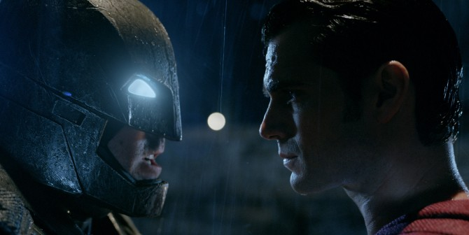 Comic-Con: WB/DC Panel - Batman V Superman: Dawn Of Justice Takes Stage