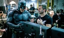 New BTS Shots From Batman V Superman: Dawn Of Justice Bring You Into The Warehouse