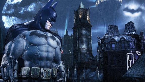 batmanarkhamcity 6 The Five Best Superhero Video Games In Recent Memory