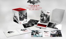 Batman: Arkham City Collector's Edition Contents Revealed