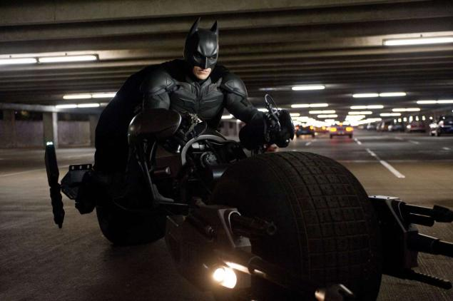 The Dark Knight Rises Earns $161 Million On Opening Weekend