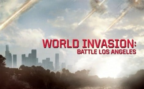 New Poster For Battle: Los Angeles