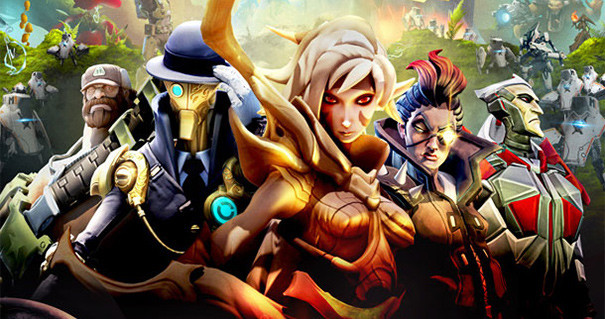 Gearbox's Hero Shooter Battleborn To Have Big Showcase At E3 Next Month