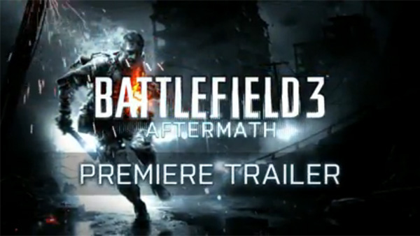 Battlefield 3: Aftermath Launches Nov 27th, Details And Trailer