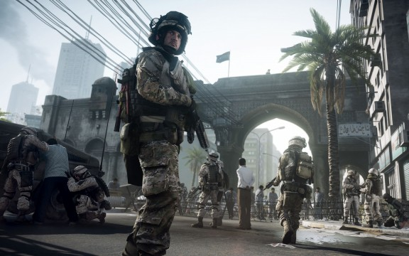 Battlefield 3 Release Date And Beta Details