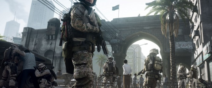 Battlefield 3: Earthquakes In Multiplayer Is Technically Possible