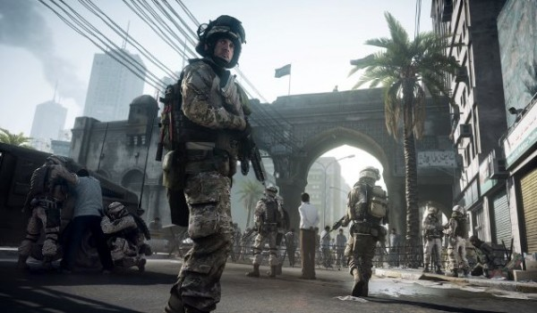 Battlefield 3 Gets A Pre-Order Bonus List