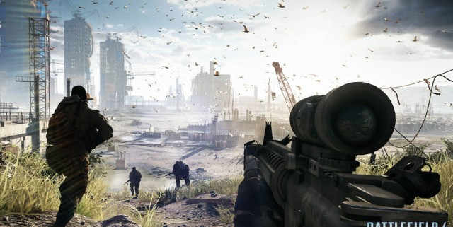battlefield 4 3 640x321 Battlefield 4 Announced With 17 Minute Gameplay Trailer, Launches Fall 2013