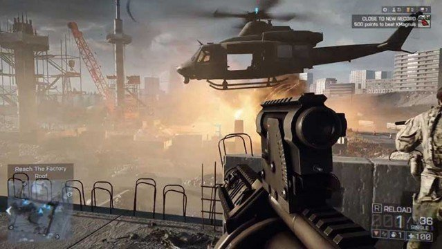 """""""High-End"""" Battlefield Title Coming To Mobile Platforms"""
