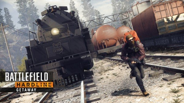 Visceral Games Are Bringing Competitive Matches To All In Battlefield Hardline