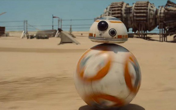 Voice Actors Behind Star Wars: The Force Awakens' BB-8 Revealed