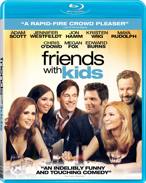 Friends With Kids Blu-Ray Review
