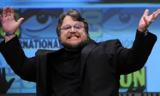 "Crimson Peak Director Guillermo del Toro On Turning Down ""Gigantic"" Superhero Movies"