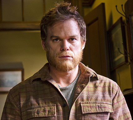 dexter burning series