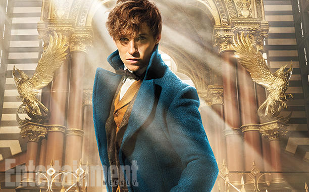 Eddie Redmayne Is Newt Scamander In First Look Image Of Fantastic Beasts And Where To Find Them