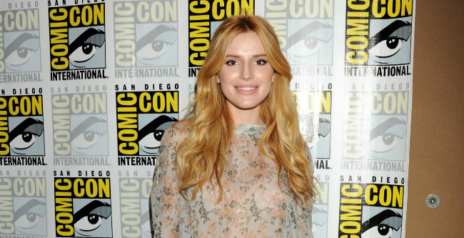 Bella Thorne Will Experience The Death And Life Of John F. Donovan As Jessica Chastain's Sister