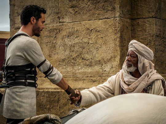 Check Out The First Images From The Ben-Hur Remake