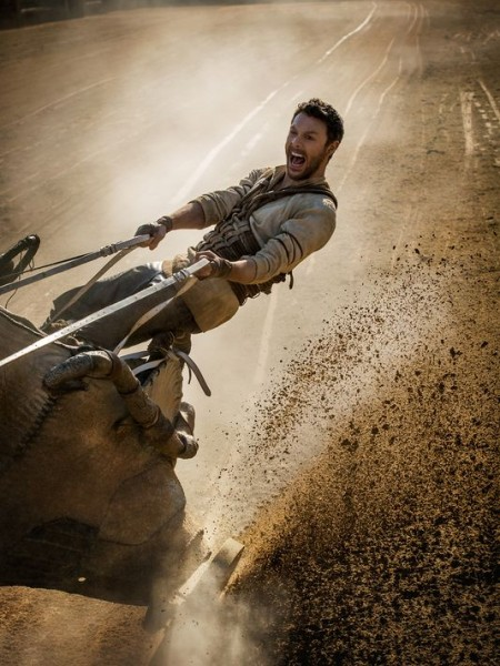 Epic First Trailer For Ben-Hur Resurrects A Cinematic Icon
