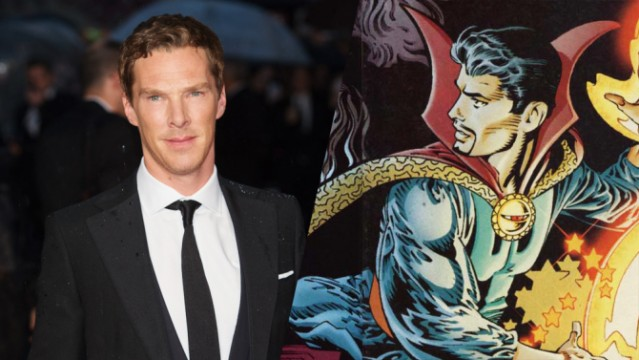 Doctor Strange Director Reveals Art Of Benedict Cumberbatch As The Sorcerer Supreme