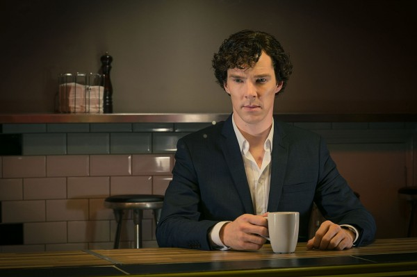 Benedict Cumberbatch Doesn't Fancy His Chances Of Ever Landing James Bond Role