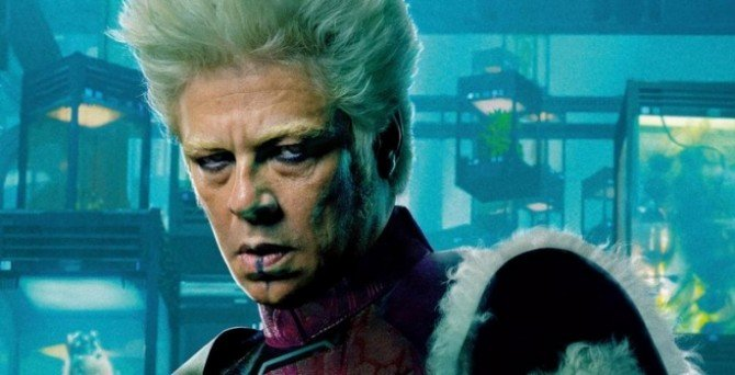 Guardians Of The Galaxy Star Benicio Del Toro Spotted As The Collector, But What For?