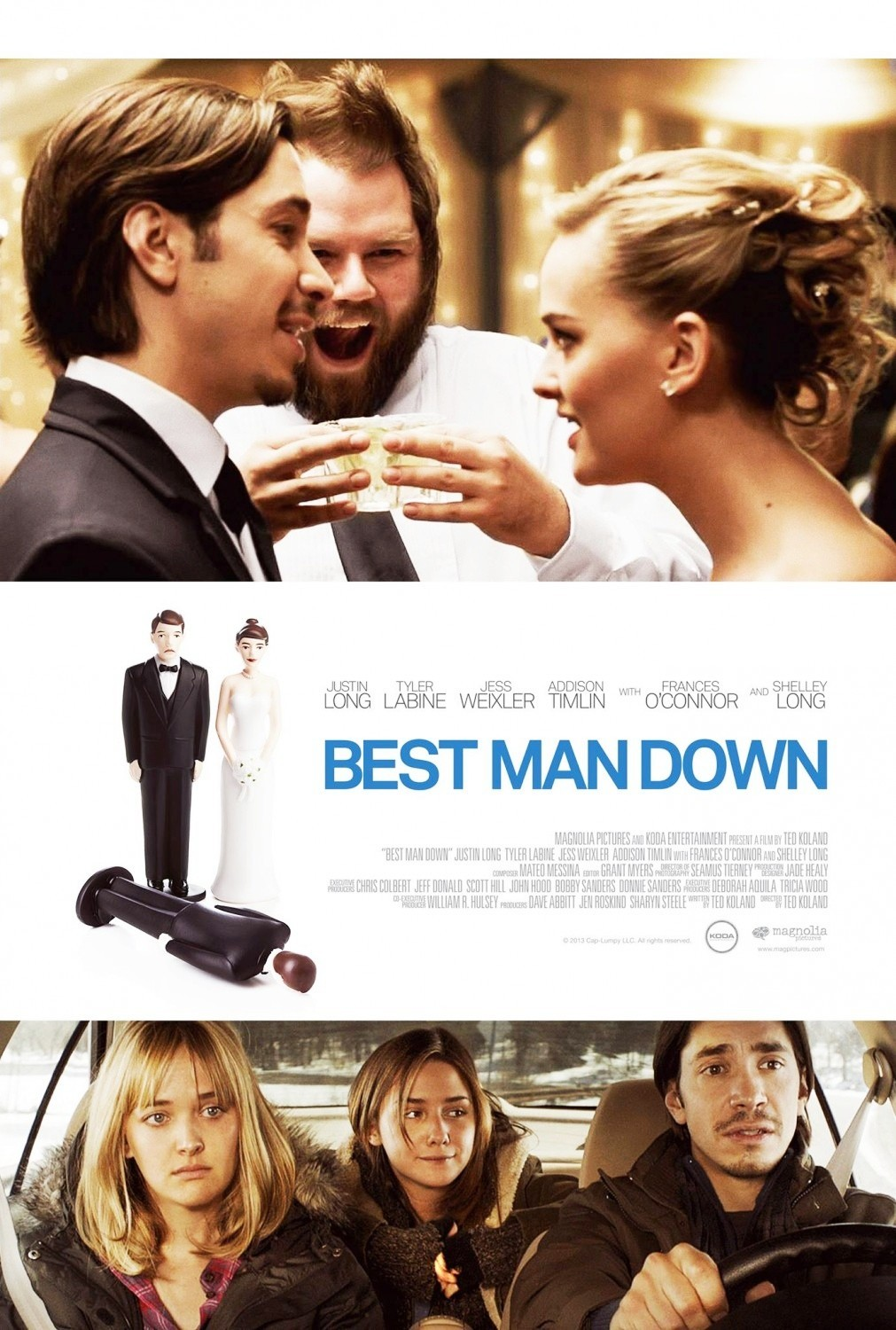 Best Man Down Review