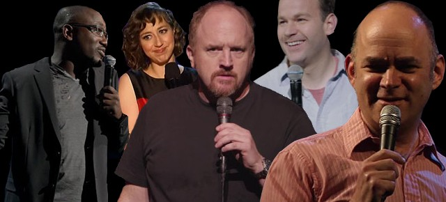 The Best Stand-Up Comedy Specials Available Online