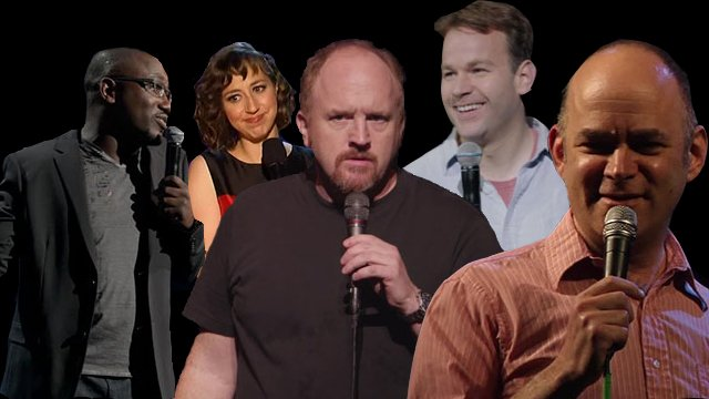 best-stand-up-comedy