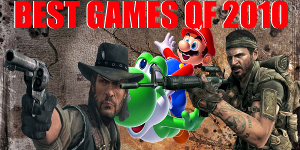 Best Video Games Of 2010