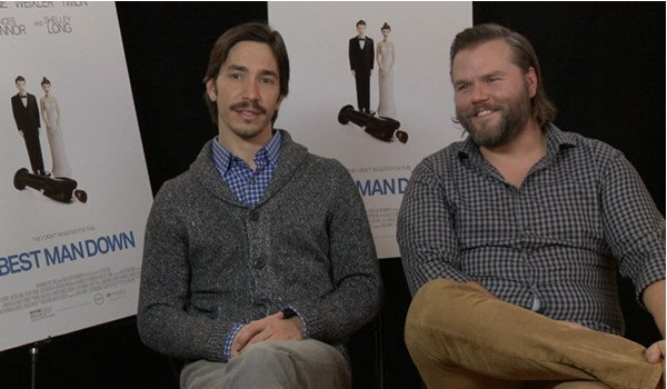 Exclusive Video Interview With Justin Long And Tyler Labine On Best Man Down