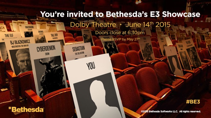 Bethesda Teases E3 2015 Showcase, Fallout 4 Curiously Absent