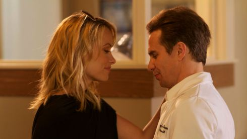 Sam Rockwell And Olivia Wilde Are Smitten In First Photo From Better Living Through Chemistry