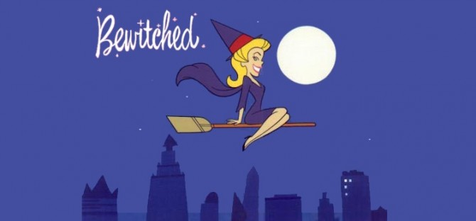 Bewitched Joins The Remake Trend