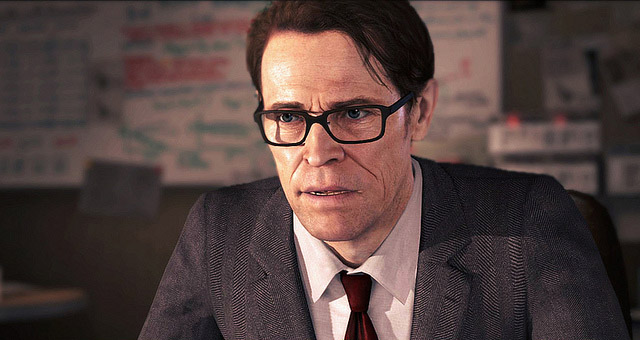 David Cage Is A Liar, Willem Dafoe Co-Starring In Beyond: Two Souls