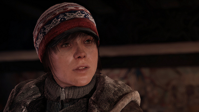 Marketing Wanted A Gun-Touting Ellen Page On Beyond: Two Souls' Box Art
