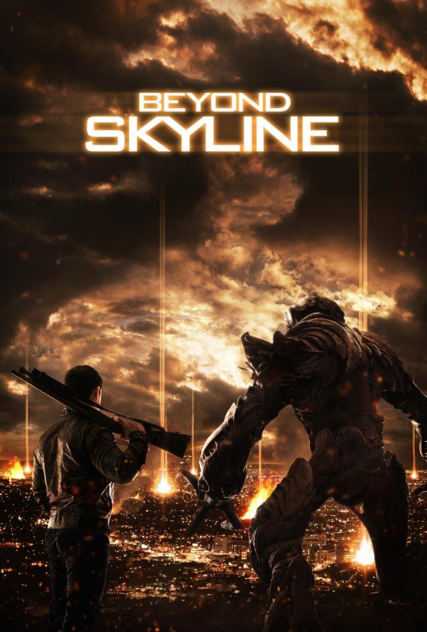 Beyond Skyline Moves Forward With New Title, Director And Sales Poster