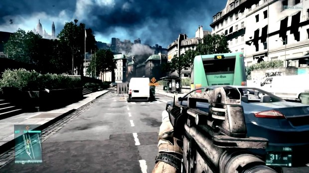 Stunning Battlefield 3 Multiplayer Footage And Trailer