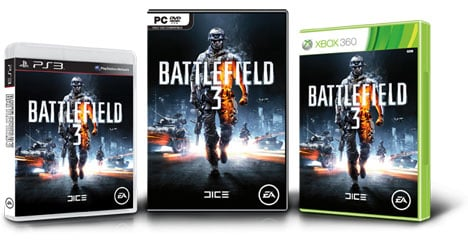Battlefield 3 Coming This Fall