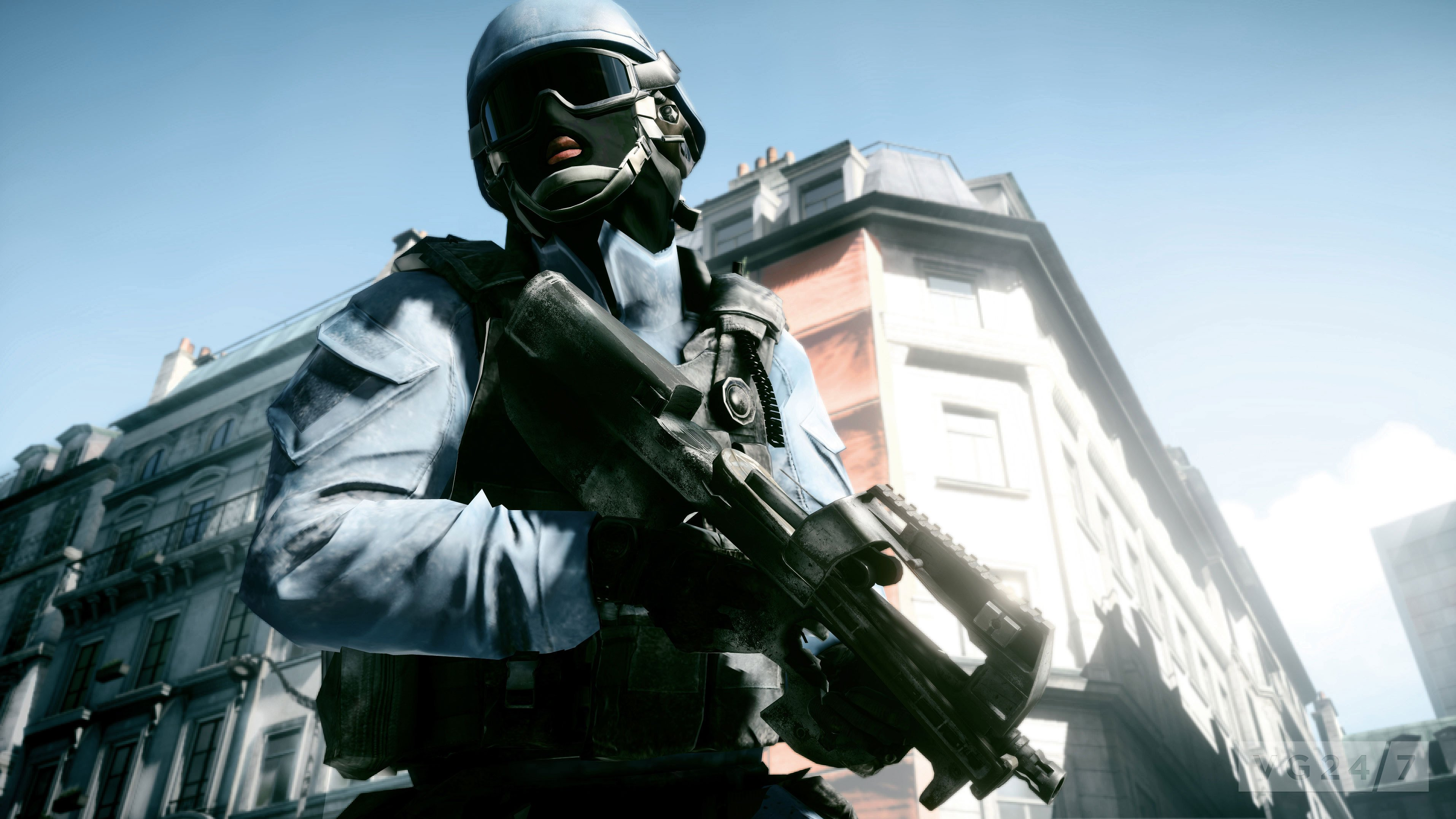 Battlefield 3: New Trailers And Screenshots From E3