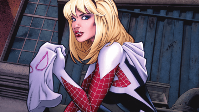 Could Marvel And Sony Be Prepping A Spider-Gwen Film?