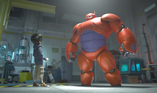 Marvel and Disney Animation team up for Big Hero 6