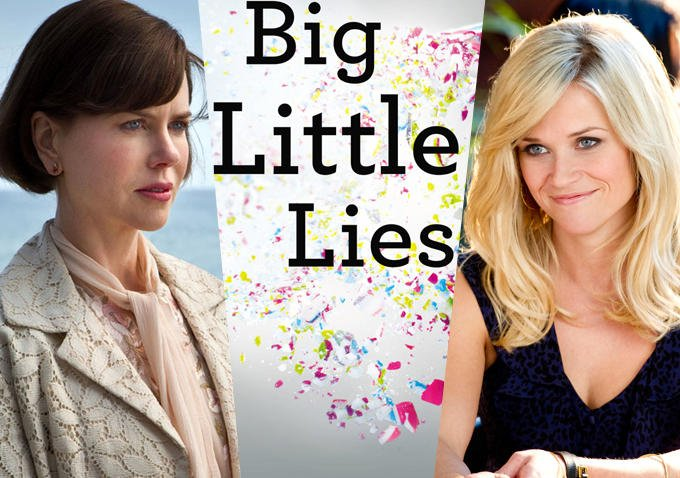 HBO Will Tell Big Little Lies With Nicole Kidman, Reese Witherspoon