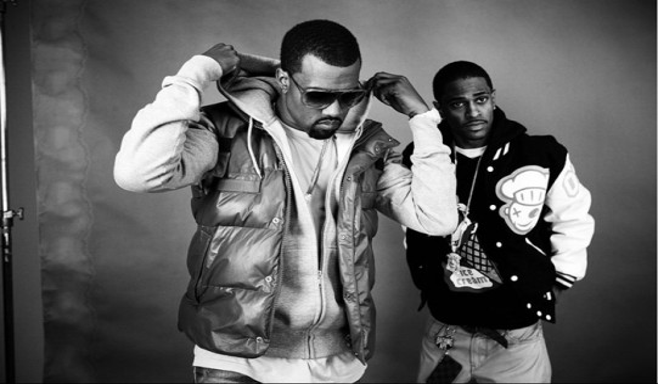 Big Sean ft. Kanye West - Marvin Gaye And Chardonnay