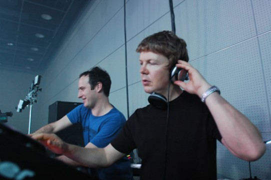 Sasha And Digweed Confirmed For B2B Set At The Social Festival