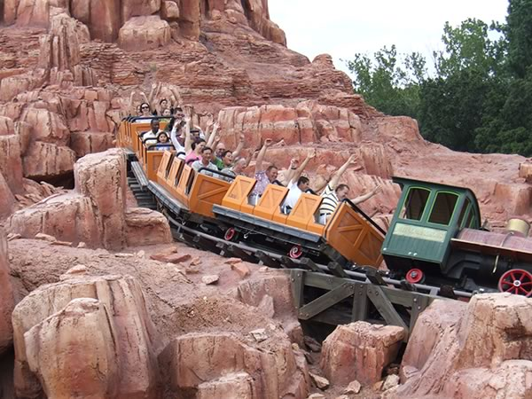 Disney On Track For Big Thunder Mountain TV Show