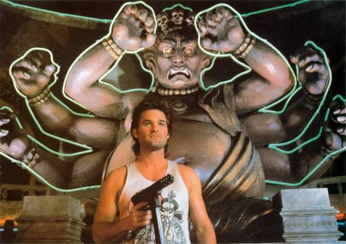 big trouble little china movie image kurt russell 01 We Got This Covereds Top 100 Action Movies