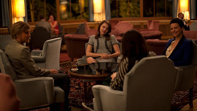 Check Out Chloe Moretz In First Official Images From Olivier Assayas' Sils Maria